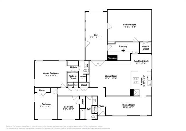 4 Bedrooms, North Meadowbrook Estates Rental in Dallas for $1,695 - Photo 2
