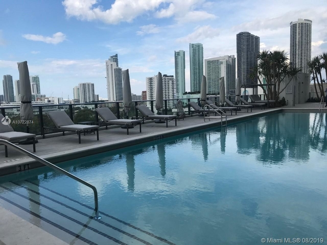 2 Bedrooms, Media and Entertainment District Rental in Miami, FL for $2,650 - Photo 1