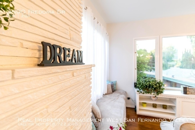 2 Bedrooms, Hollywood Hills West Rental in Los Angeles, CA for $4,800 - Photo 2
