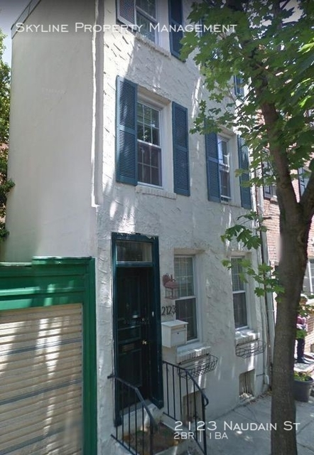 2 Bedrooms, Fitler Square Rental in Philadelphia, PA for $1,995 - Photo 1