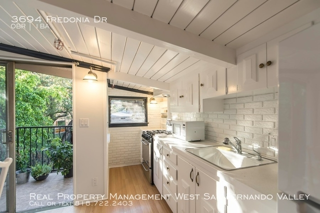 Studio, Hollywood Hills West Rental in Los Angeles, CA for $2,500 - Photo 1
