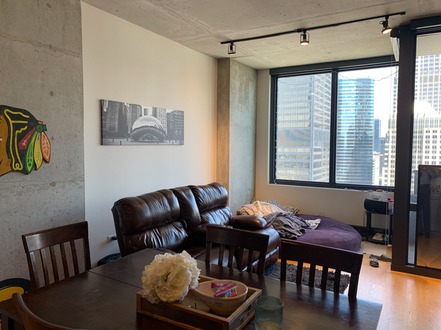 1 Bedroom, The Loop Rental in Chicago, IL for $2,000 - Photo 2