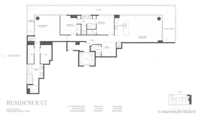 3 Bedrooms, Broadmoor Rental in Miami, FL for $6,000 - Photo 2