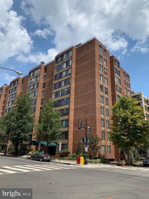 1 Bedroom, Connecticut Avenue - K Street Rental in Washington, DC for $2,300 - Photo 2