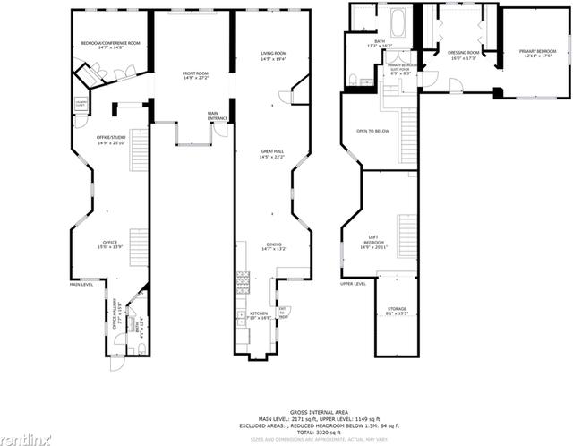 3 Bedrooms, Logan Circle - Shaw Rental in Washington, DC for $7,000 - Photo 2