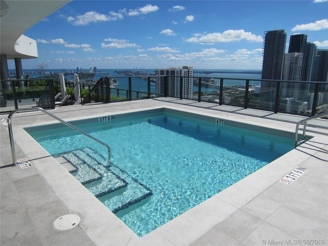 1 Bedroom, Media and Entertainment District Rental in Miami, FL for $2,100 - Photo 1