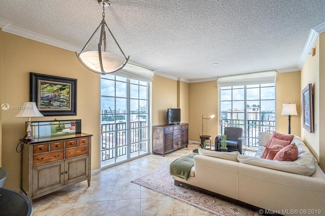 2 Bedrooms, Courtyards in Cityplace Condominiums Rental in Miami, FL for $2,500 - Photo 1