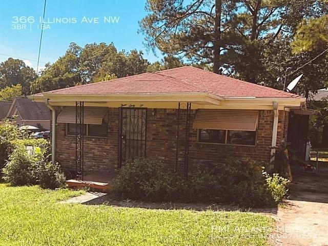 3 Bedrooms, Grove Park Rental in Atlanta, GA for $995 - Photo 1