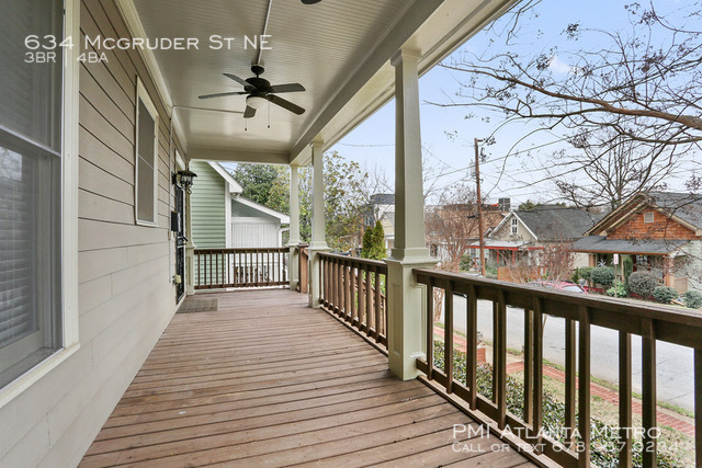 3 Bedrooms, Old Fourth Ward Rental in Atlanta, GA for $3,850 - Photo 2