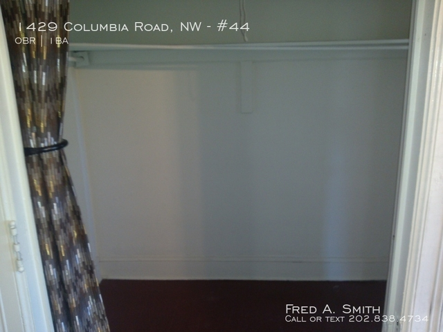 Studio, Columbia Heights Rental in Washington, DC for $1,200 - Photo 2