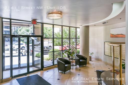 Studio, George Washington University Rental in Washington, DC for $1,600 - Photo 2