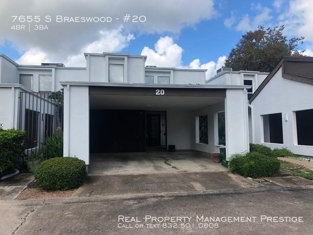 3 Bedrooms, Greater Fondren Southwest Rental in Houston for $1,650 - Photo 2