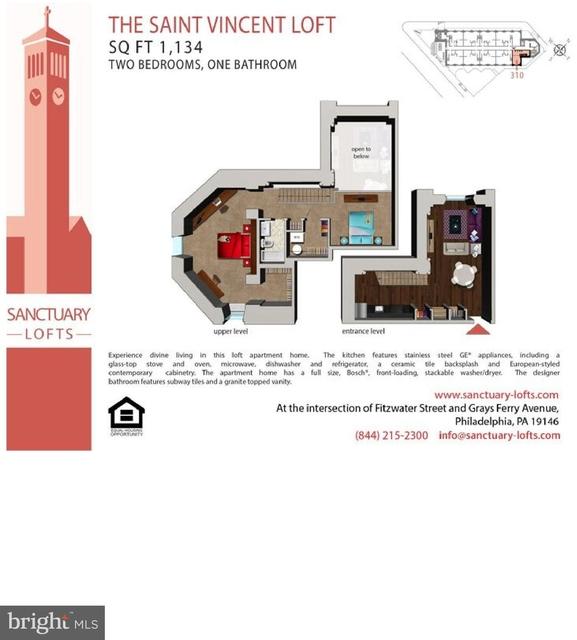 2 Bedrooms, Graduate Hospital Rental in Philadelphia, PA for $2,650 - Photo 2