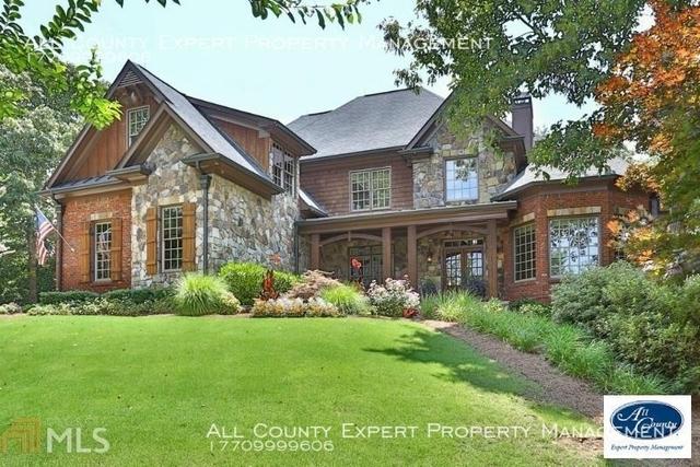 4 Bedrooms, Forsyth County Rental in Atlanta, GA for $3,250 - Photo 1