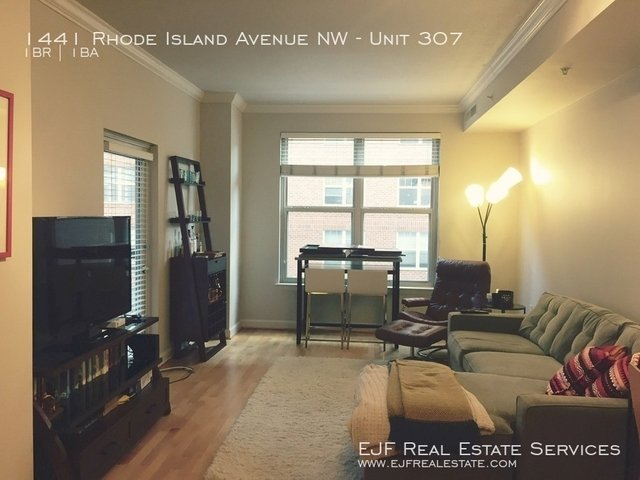 1 Bedroom, Logan Circle - Shaw Rental in Washington, DC for $2,250 - Photo 2