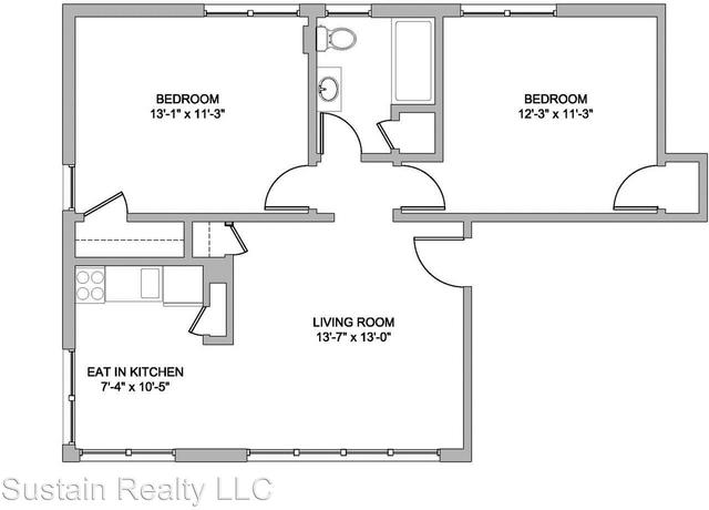 2 Bedrooms, Aldan Rental in Philadelphia, PA for $950 - Photo 1