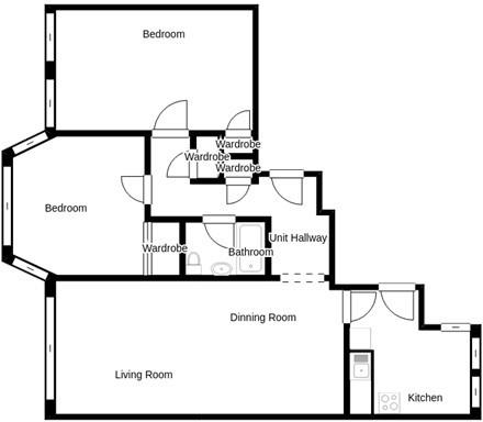 2 Bedrooms, Coolidge Corner Rental in Boston, MA for $2,645 - Photo 2