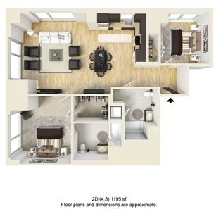 2 Bedrooms, West Fens Rental in Boston, MA for $5,300 - Photo 1
