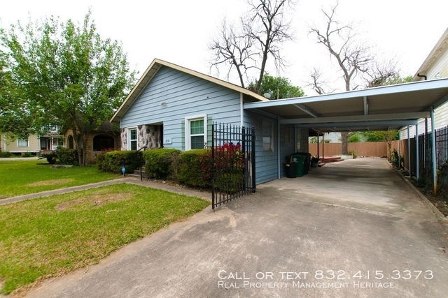 2 Bedrooms, Greater Heights Rental in Houston for $1,800 - Photo 2