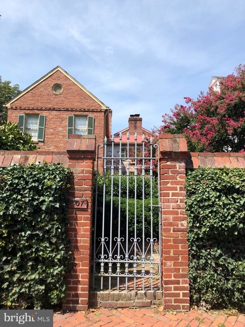 3 Bedrooms, Old Town Rental in Washington, DC for $4,200 - Photo 1