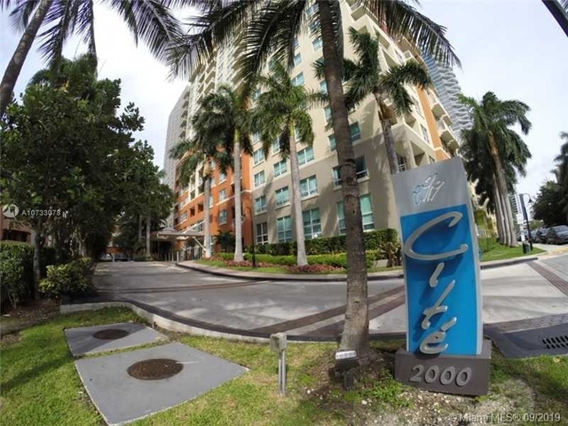2 Bedrooms, Media and Entertainment District Rental in Miami, FL for $2,150 - Photo 1