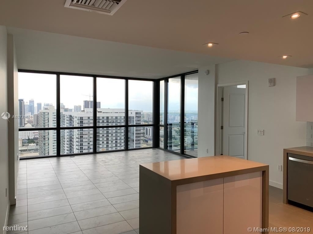 2 Bedrooms, Media and Entertainment District Rental in Miami, FL for $3,100 - Photo 1