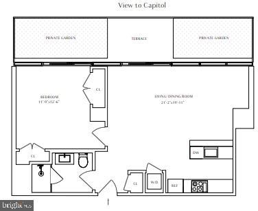 1 Bedroom, Logan Circle - Shaw Rental in Washington, DC for $4,900 - Photo 2