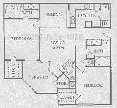 3 Bedrooms, Sandy Springs Rental in Atlanta, GA for $1,865 - Photo 2