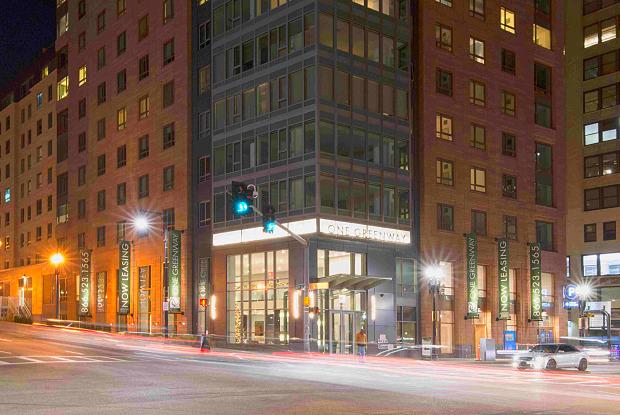 Studio, Chinatown - Leather District Rental in Boston, MA for $3,004 - Photo 1