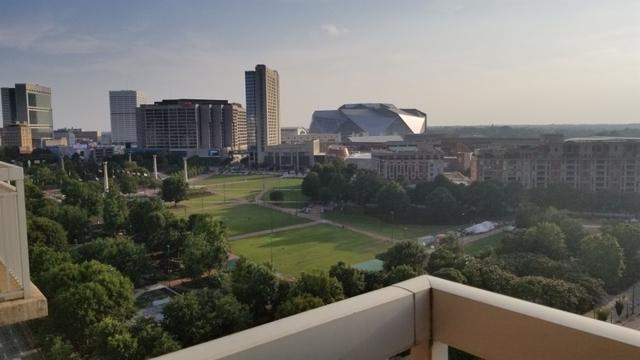 1 Bedroom, Centennial Hill Rental in Atlanta, GA for $1,800 - Photo 2
