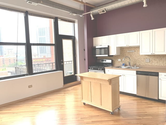 1 Bedroom, Fulton River District Rental in Chicago, IL for $1,950 - Photo 2