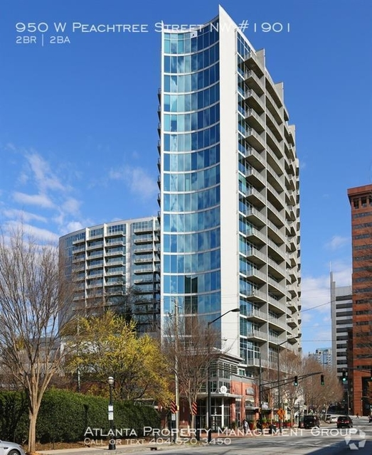 2 Bedrooms, Midtown Rental in Atlanta, GA for $2,850 - Photo 1