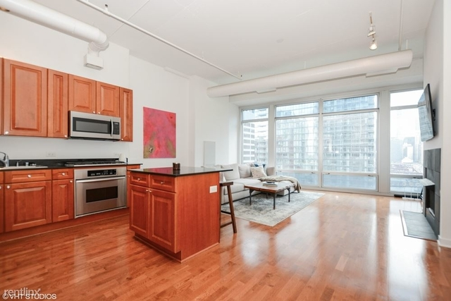 1 Bedroom, Fulton River District Rental in Chicago, IL for $2,475 - Photo 2