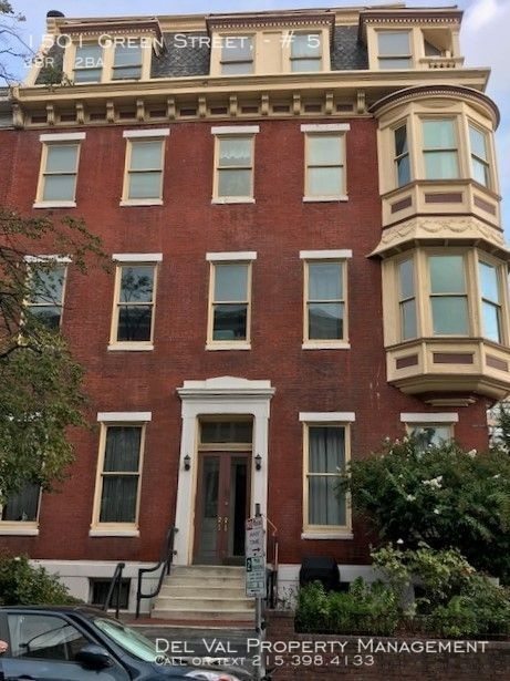 2 Bedrooms, Fairmount - Art Museum Rental in Philadelphia, PA for $1,795 - Photo 1