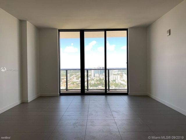1 Bedroom, Media and Entertainment District Rental in Miami, FL for $2,290 - Photo 1