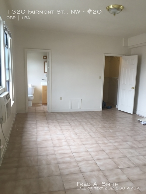 Studio, Columbia Heights Rental in Washington, DC for $1,295 - Photo 2