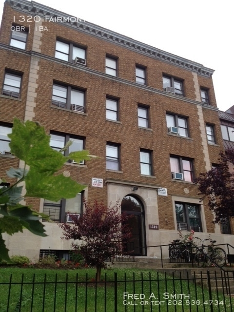 Studio, Columbia Heights Rental in Washington, DC for $1,295 - Photo 1