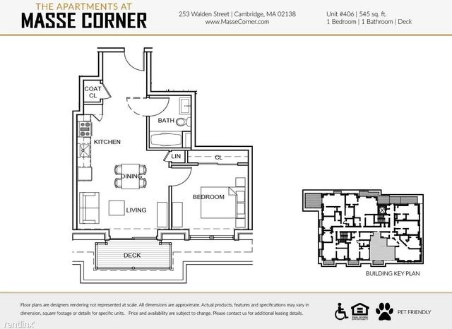 1 Bedroom, Neighborhood Nine Rental in Boston, MA for $2,900 - Photo 2