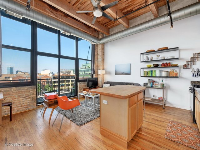 1 Bedroom, Fulton Market Rental in Chicago, IL for $2,400 - Photo 2