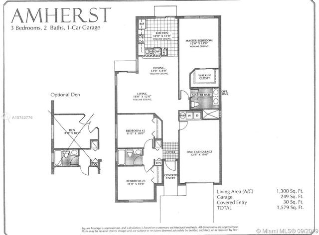 3 Bedrooms, Regency Rental in Miami, FL for $2,300 - Photo 2
