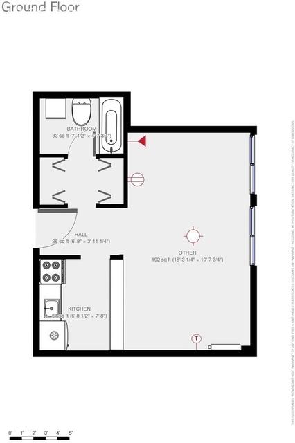 Studio, Columbia Heights Rental in Washington, DC for $1,390 - Photo 2