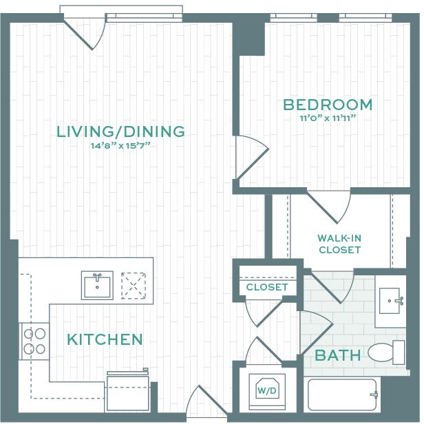 1 Bedroom, Allston Rental in Boston, MA for $3,060 - Photo 1