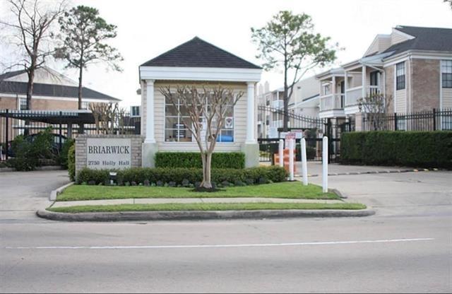 2 Bedrooms, Briarwick Condominiums Rental in Houston for $1,100 - Photo 1