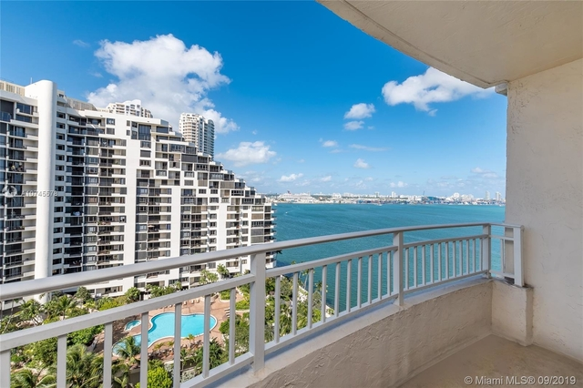 1 Bedroom, Brickell Key Rental in Miami, FL for $1,700 - Photo 2