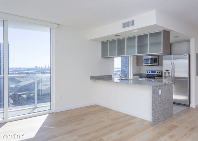 1 Bedroom, Media and Entertainment District Rental in Miami, FL for $1,650 - Photo 2