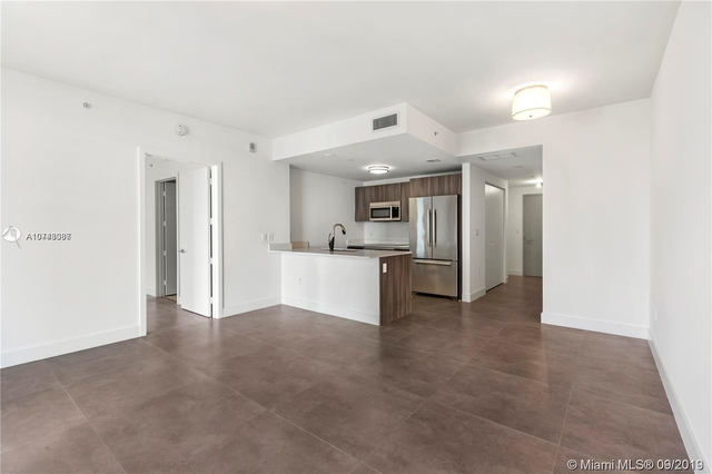 1 Bedroom, Media and Entertainment District Rental in Miami, FL for $2,500 - Photo 1