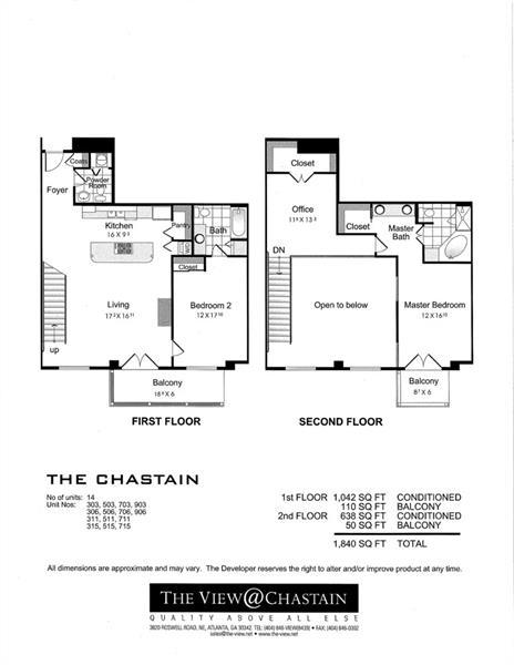2 Bedrooms, East Chastain Park Rental in Atlanta, GA for $2,895 - Photo 1