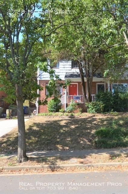 3 Bedrooms, Mt Ida Rental in Washington, DC for $2,500 - Photo 1