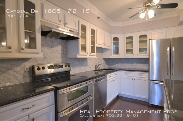 2 Bedrooms, Crystal City Shops Rental in Washington, DC for $2,950 - Photo 2