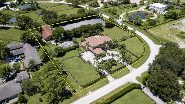 7 Bedrooms, Saddle Trail Park of Wellington Rental in Miami, FL for $42,500 - Photo 1